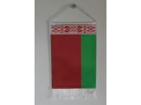 Belarus nemzeti asztali zászló
