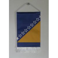 Bosznia Hercegovina nemzeti asztali zászló