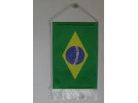 Brazil nemzeti asztali zászló