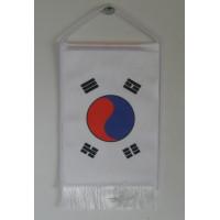 Délkoreai nemzeti asztali zászló