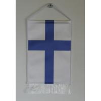 Finn nemzeti asztali zászló