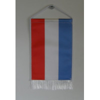 Holland nemzeti asztali zászló