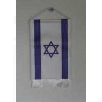 Izrael nemzeti asztali zászló