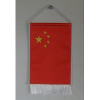 Kína nemzeti asztali zászló