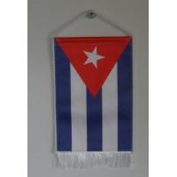 Kubai nemzeti asztali zászló