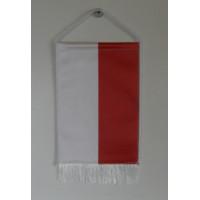 Lengyel nemzeti asztali zászló