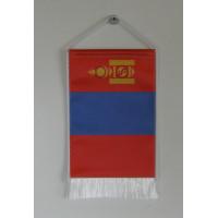 Mongólia nemzeti asztali zászló