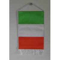 Olasz nemzeti asztali zászló