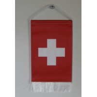 Svájci nemzeti asztali zászló