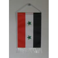 Szíria nemzeti asztali zászló