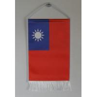 Thaivan nemzeti asztali zászló