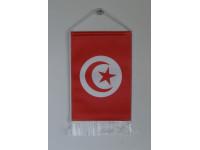 Tunézia nemzeti asztali zászló