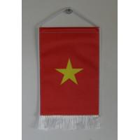 Vietnám nemzeti asztali zászló