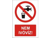 Nem ivóvíz