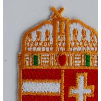 Hímzett magyar címer
