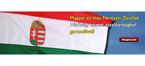 Nemzeti szászlók